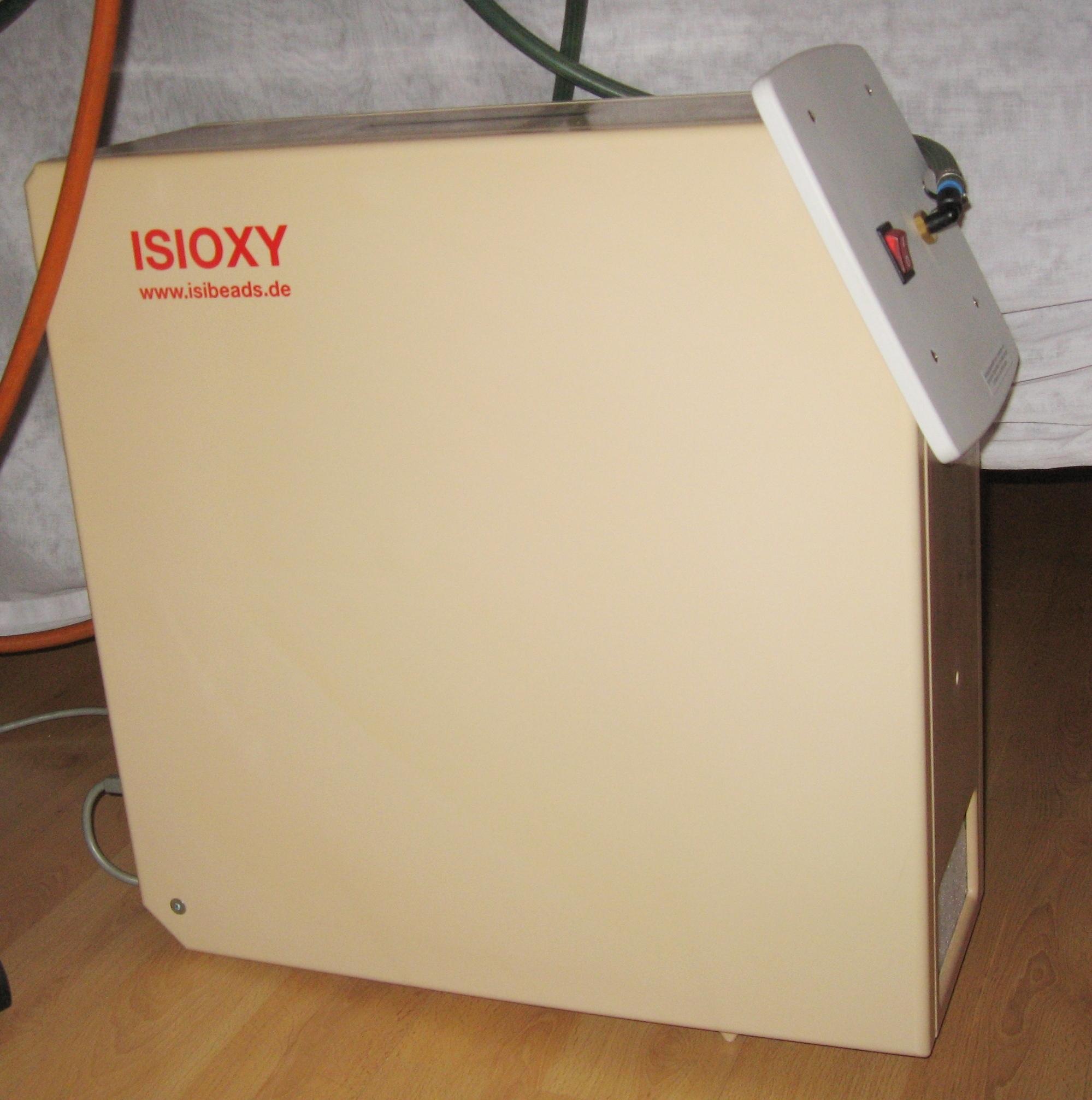 das ist ein Sauerstoffkonzentrator